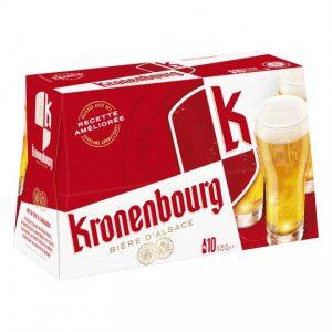 kronenbourg 10x25cl