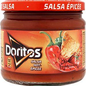 sauce Doritos hot