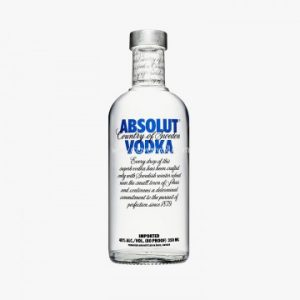 absolut 35cl