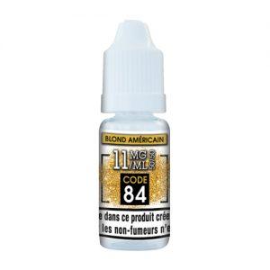 e-liquide blonde us 11mg