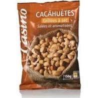 cacahuètes 200g