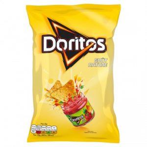 chips Doritos nature