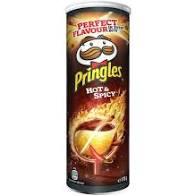 Pringles hot