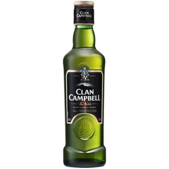 clan campbell 35cl